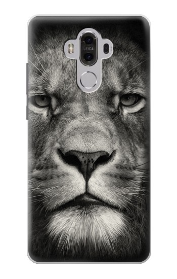 Printed Lion Face Huawei Mate 8 Case