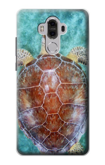 Printed Sea Turtle Huawei Mate 8 Case