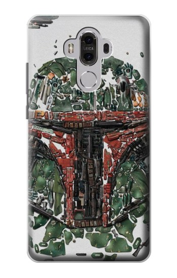Printed Star War Soldier Huawei Mate 8 Case