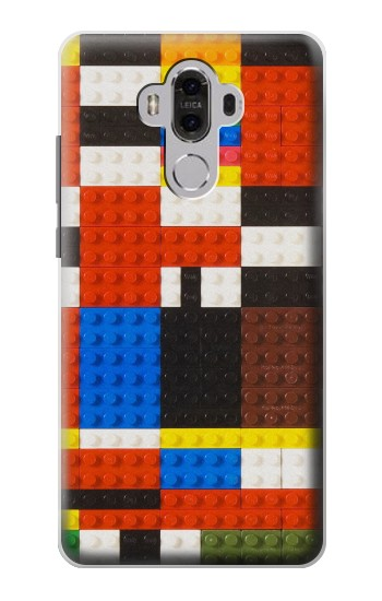 Printed Brick Toy Lego Graphic Printed Huawei Mate 8 Case