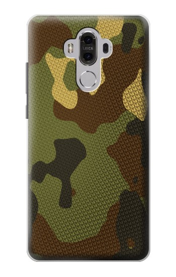 Printed Camo Camouflage Graphic Printed Huawei Mate 8 Case