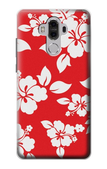 Printed Hawaiian Hibiscus Pattern Huawei Mate 8 Case