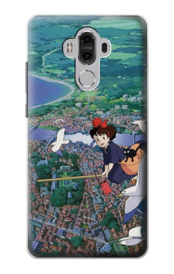 Printed Kiki Delivery Service Huawei Mate 8 Case