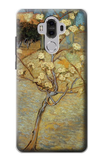 Printed Van Gogh Letter Pear Tree Blossom Huawei Mate 8 Case