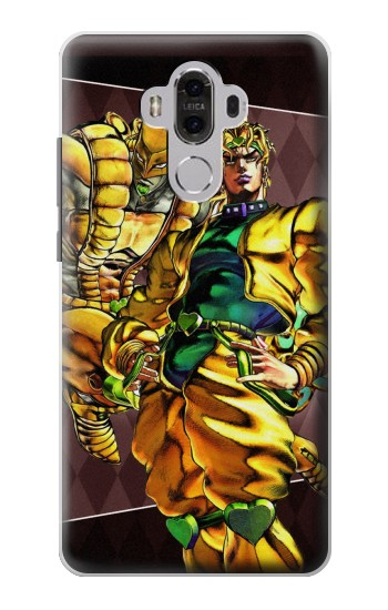 Printed Jojo Bizarre Adventure Dio Brando The World Huawei Mate 8 Case