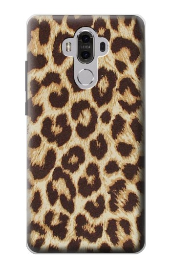 Printed Leopard Pattern Graphic Printed Huawei Mate 8 Case
