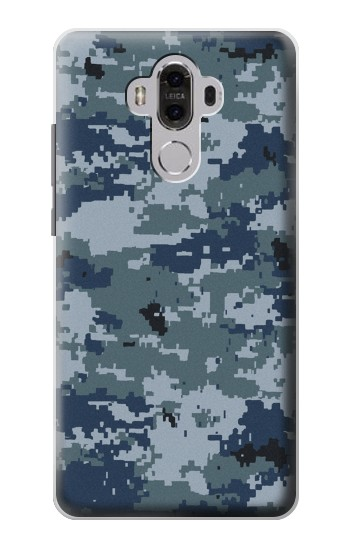 Printed Navy Camo Camouflage Graphic Huawei Mate 8 Case