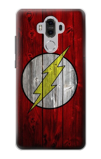Printed Thunder Speed Flash Minimalist Huawei Mate 8 Case