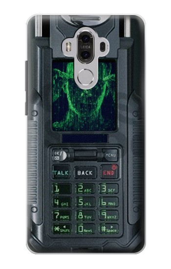 Printed The Matrix Mobile Phone Graphic Printed Huawei Mate 8 Case