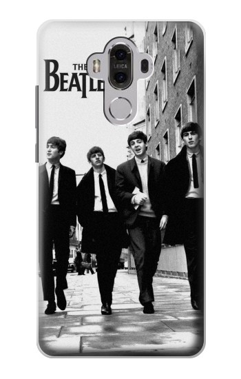 Printed The Beatles in London Huawei Mate 8 Case