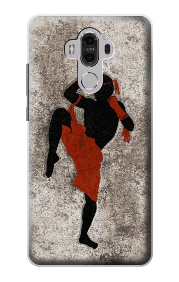 Printed Muay Thai Fight Boxing Huawei Mate 8 Case