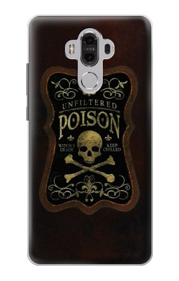 Printed Unfiltered Poison Vintage Glass Bottle Huawei Mate 8 Case