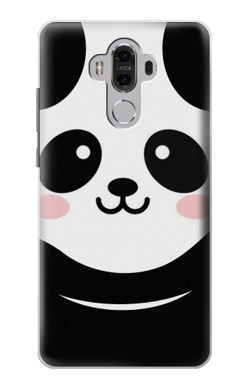 Printed Cute Panda Cartoon Huawei Mate 8 Case