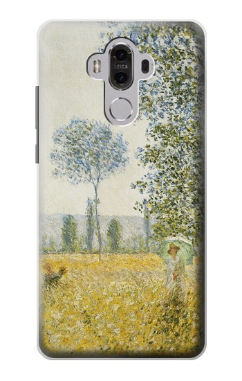 Printed Claude Monet Fields In Spring Huawei Mate 8 Case