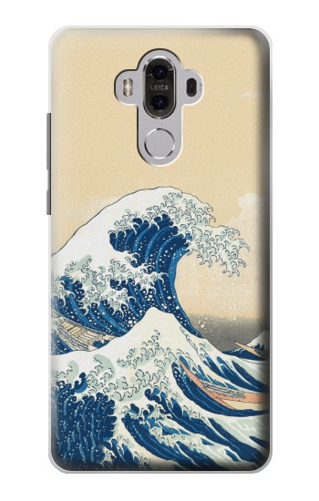 Printed Under the Wave off Kanagawa Huawei Mate 8 Case