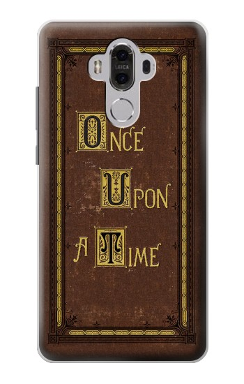 Printed Once Upon a Time Book Cover Huawei Mate 8 Case