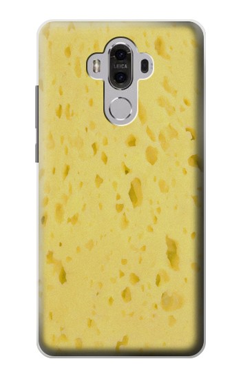 Printed Cheese Texture Huawei Mate 8 Case