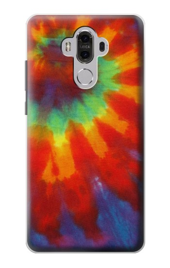 Printed Colorful Tie Dye Fabric Texture Huawei Mate 8 Case