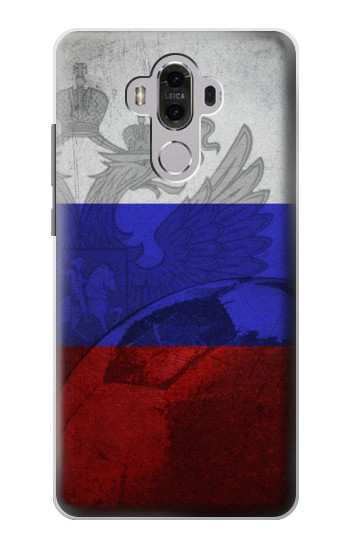 Printed Russia Football Flag Huawei Mate 8 Case