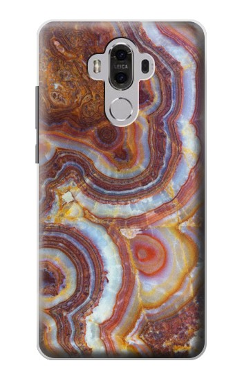 Printed Colored Marble Texture Printed Huawei Mate 8 Case