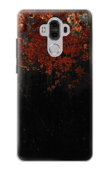 Printed Rusted Metal Texture Huawei Mate 8 Case