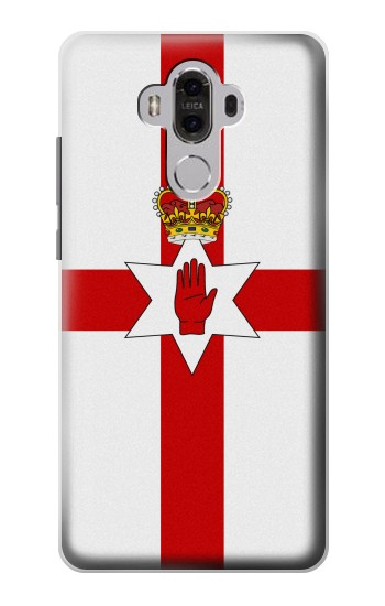 Printed Flag of Northern Ireland Huawei Mate 8 Case