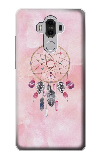 Printed Dreamcatcher Watercolor Painting Huawei Mate 8 Case