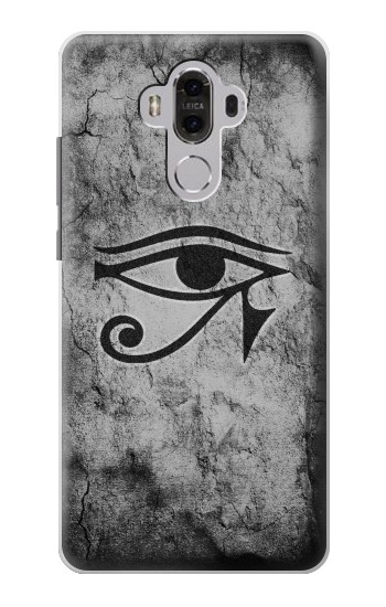 Printed Sun Eye Of Horus Huawei Mate 8 Case