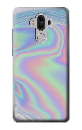 Printed Pastel Holographic Photo Printed Huawei Mate 8 Case