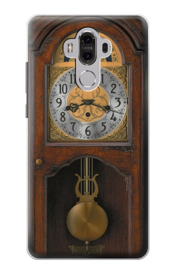 Printed Grandfather Clock Antique Wall Clock Huawei Mate 8 Case