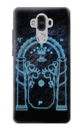 Printed Lord of The Rings Mines of Moria Gate Huawei Mate 8 Case