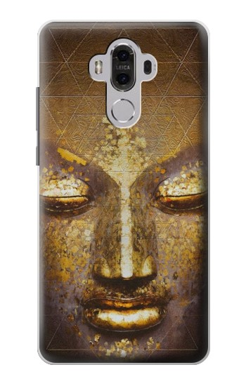 Printed Magical Yantra Buddha Face Huawei Mate 8 Case