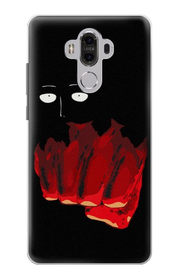Printed One Punch Man Fight Huawei Mate 8 Case
