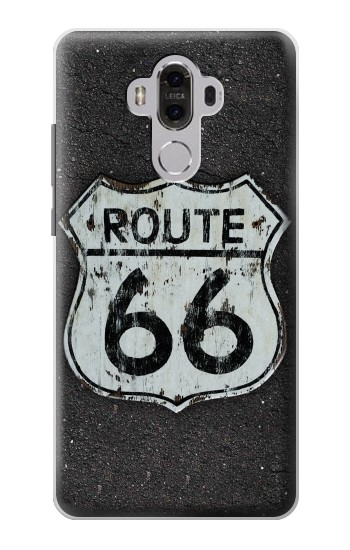 Printed Route 66 Sign Huawei Mate 8 Case