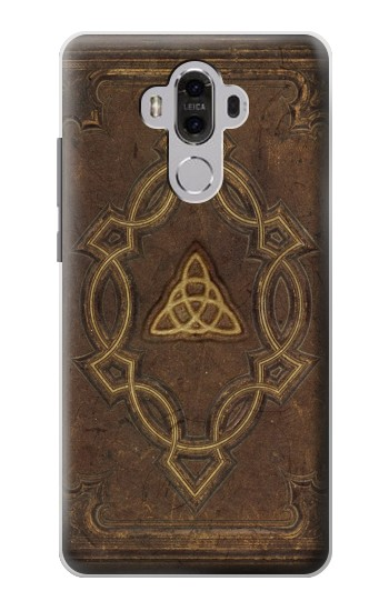 Printed Spell Book Cover Huawei Mate 8 Case