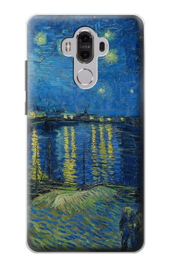 Printed Van Gogh Starry Night Over Rhone Huawei Mate 8 Case