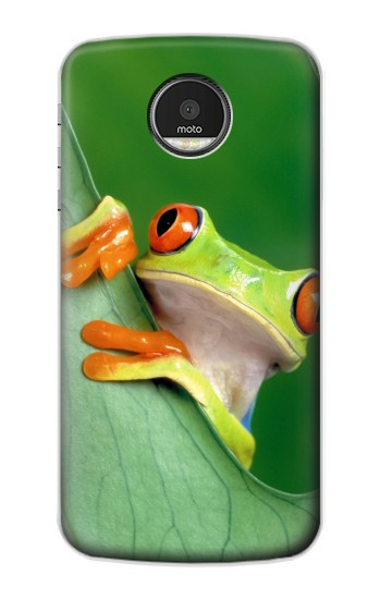 Printed Little Frog Motorola Moto Z Case