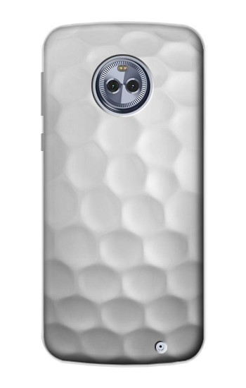 Printed Golf Ball Motorola Moto X4 Case