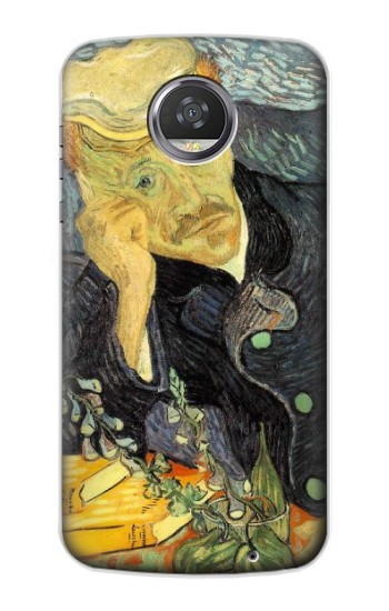 Printed Van Gogh Portrait of Dr. Gachet HTC Desire 310 Case
