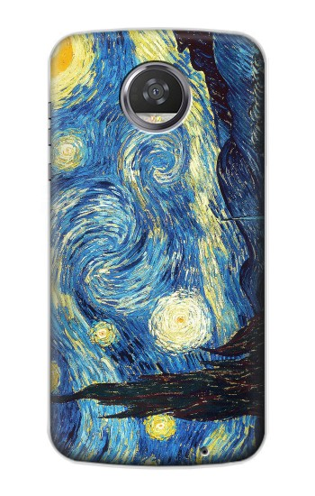 Printed Van Gogh Starry Nights HTC Desire 310 Case