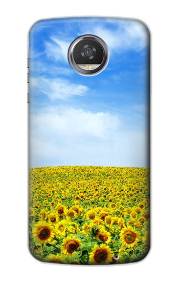 Printed Sunflower HTC Desire 310 Case