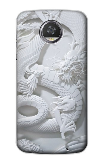 Printed Dragon Carving HTC Desire 310 Case