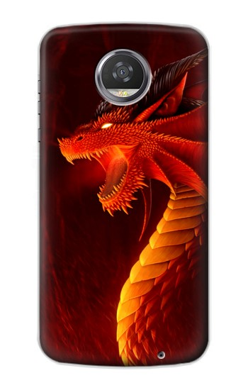 Printed Red Dragon HTC Desire 310 Case