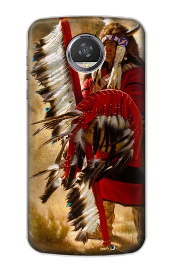 Printed Red Indian HTC Desire 310 Case