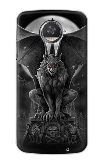 Printed Gargoyle Devil Demon HTC Desire 310 Case