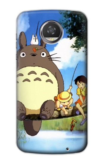 Printed Totoro and Friends HTC Desire 310 Case