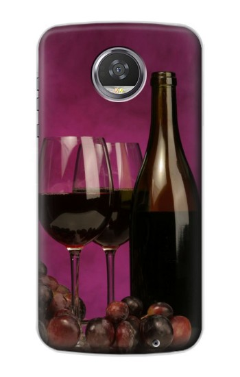 Printed Red Wine HTC Desire 310 Case