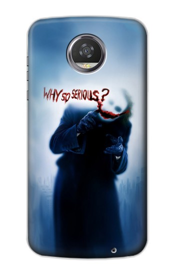 Printed Batman Joker Why So Serious HTC Desire 310 Case