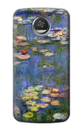 Printed Claude Monet Water Lilies HTC Desire 310 Case
