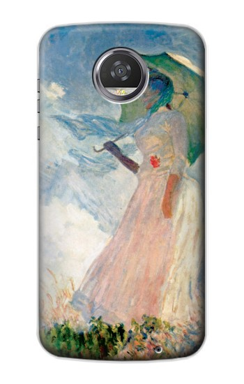 Printed Claude Monet Woman with a Parasol HTC Desire 310 Case